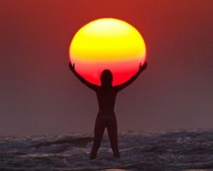 Tu Es Le Soleil