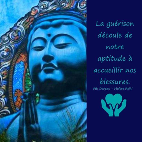 La Guérison...