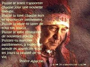 Prière Apache