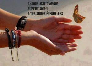 Chaque Acte d'Amour...