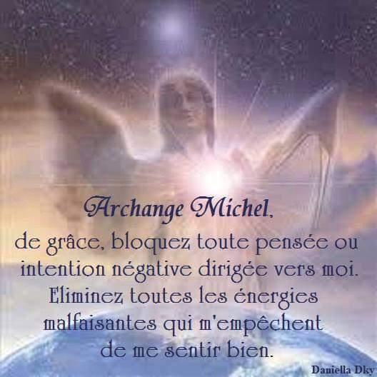 Archange Mickaël Invocation