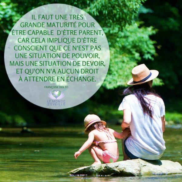 La Capacité d'Être Parent