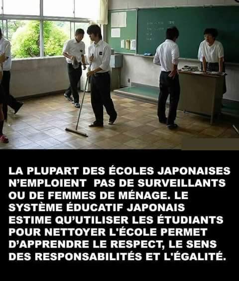 Le Système Educatif Japonais