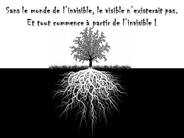 A Partir de l'Invisible