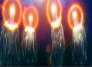 La Lumière Diamant Est Diffusée de Plus en Plus Puissamment