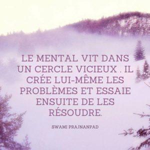 Le Mental Vit Dans un Cercle Privé