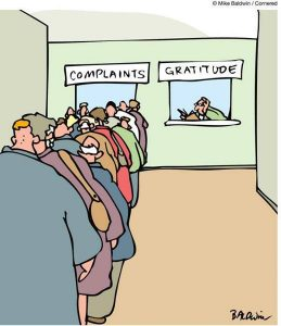 Rituel de Gratitude