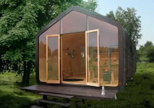 Petite Maison en... Carton