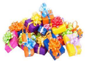 Les Cadeaux Que Vous Avez à Donner Sont Innombrables...