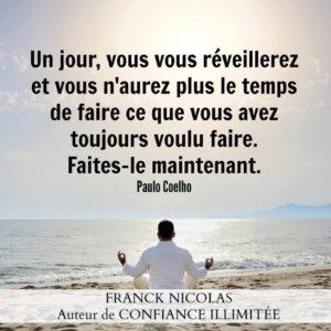 Un Jour Vous N'Aurez Plus Le Temps...