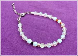 Bracelet de Cheville Lumière
