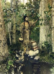 Frotte Ton Coeur Contre La Forêt