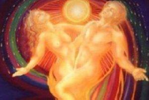 La Mère Divine Est Associée Au Père Divin