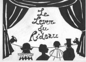 Le Lever du Rideau