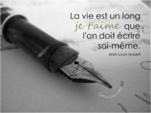 La Vie Est un Long Je T'Aime...