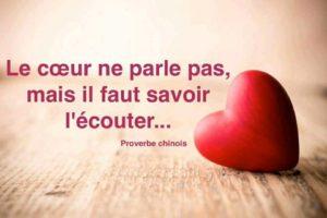 Le Coeur Ne Parle Pas...