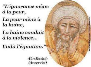 L'Ignorance Mène à La Peur