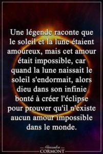 Aucun Amour N'Est Impossible...