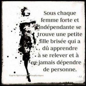 Sous Chaque Femme Forte