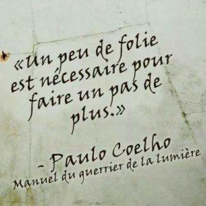 Pour Faire Un Pas de Plus...