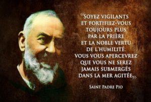 Soyez Vigilants et Fortifiez-Vous...