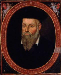 Mikhaël Nostradamus : Michel de Notre Dame !