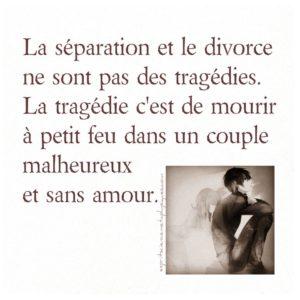 La Séparation et Le Divorce