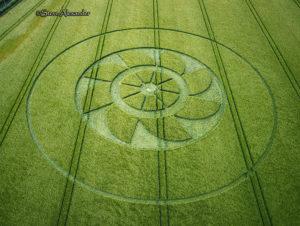 Crop Circle de Belmore Lane