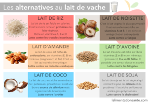 Les Alternatives au Lait de Vache
