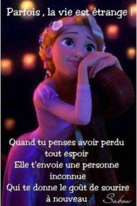 Parfois La Vie Est Etrange...