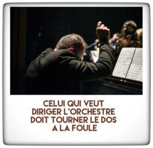 Qui Veut Diriger l'Orchestre