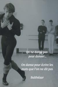 On Ne Danse Pas Pour Danser...