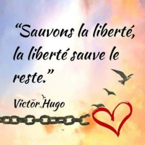 Sauvons La Liberté