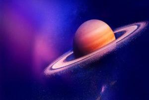 Fin Du Mouvement Rétrograde de Saturne
