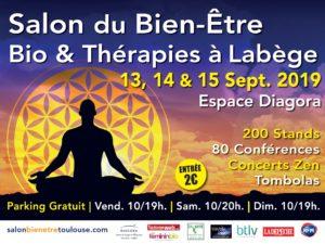 Salon du Bien-Être, Bio & Thérapies de Labège