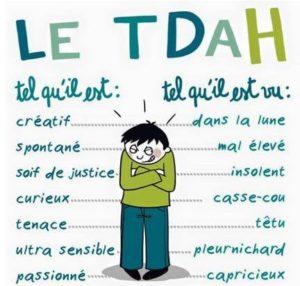 Le TDAH Tel Qu'il Est et Tel Qu'il Est Vu