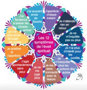 12 Symptômes de l'Eveil Spirituel