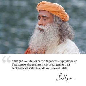 Chaque Instant Est Changement...