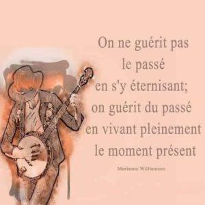 On Ne Guérit Pas Le Passé...