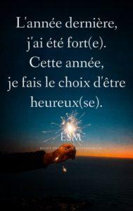 J'Ai Eté Fort...