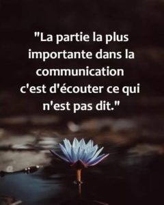 Le Plus Important Dans La Communication