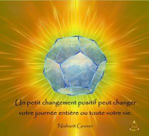Un Petit Changement Positif