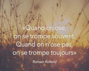 Quand On Ose