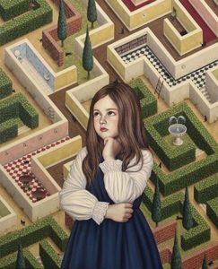 Un Labyrinthe Dans Lequel On Peut Se Perdre