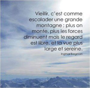 Vieillir c'Est Comme...
