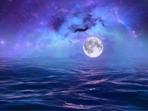 Les Vertus de l'Eau de Lune