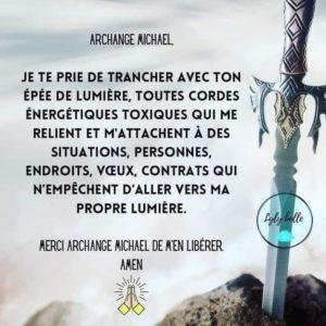 Invocation Archange Michaël