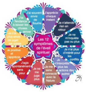 Les 12 Symptômes de l'Eveil Spirituel