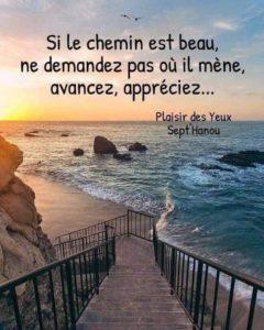 Si Le Chemin Est Beau